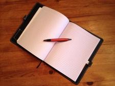 Pen & Notebook