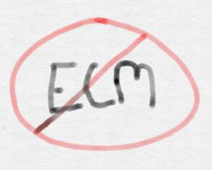 No ECM