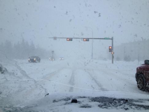Jeep Snow Drive